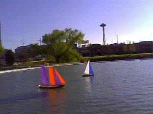 modelboatsatpond